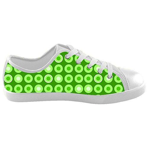 Dalliy polka dots Boy's High-top Canvas shoes Schuhe Footwear Sneakers shoes Schuhe E