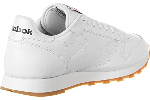 Reebok - Classic Leather, Scarpe da ginnastica Bambino bianco beige