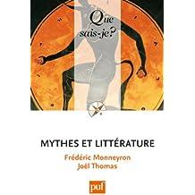 Mythes et littérature