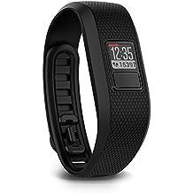 Garmin Vivofit 3 Wireless Fitness Wrist Band and Activity Tracker - Regular (Up to 195 mm Wrist Size), Black