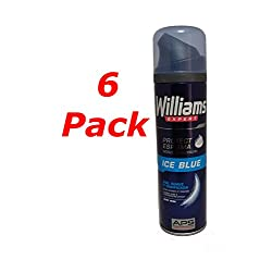 WILLIAMS Ice Blue Espuma de...