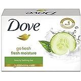 Dove Fresh Moisture Soap (75g) (Pack of 2)