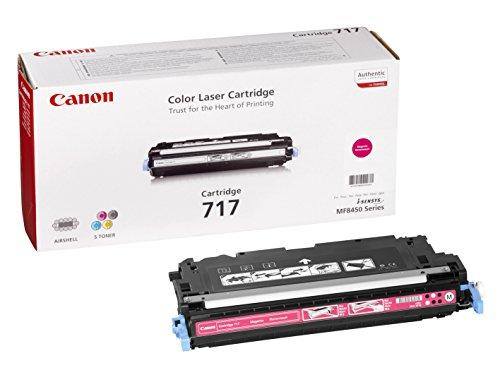 Preisvergleich Produktbild Canon 717M Tonerpatrone, magenta, ca. 4000 S.