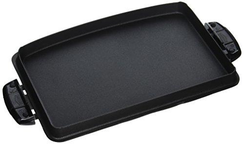 george-foreman-gfp84gp-evolve-84-square-pollici-shallow-griglia-accessori-cucina