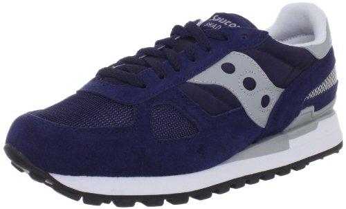 Saucony Shadow Original, Sneaker Uomo, Blu (Navy), 42.5 EU
