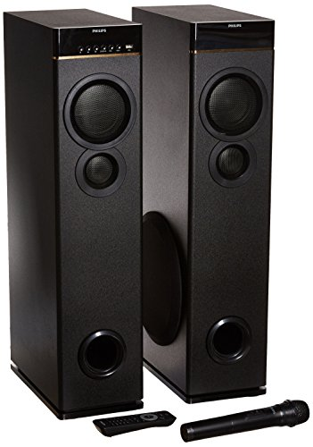 speakers under 10. philips spa9080b multimedia tower speakers (black) under 10 u