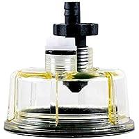 Cuenco R12T – Sustitución del recipiente de recogida de agua para separador de aceite de agua de filtro de combustible R12T Spin-on 5 micrones