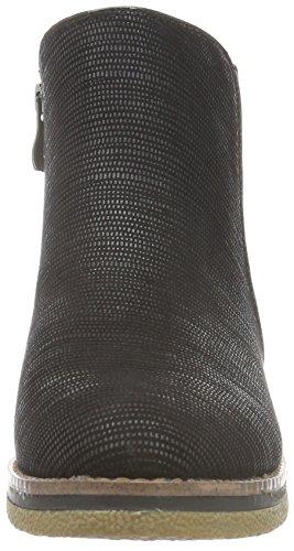Marco Tozzi 25404, Bottes Classiques femme Noir (BLACK COMB 098)