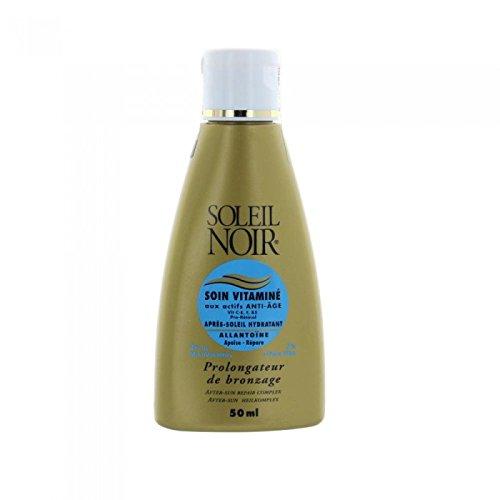 Soleil Noir Soin Vitaminé Après Soleil Hydratant 50 ml