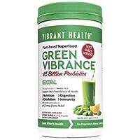 Green Vibrance Nahrungsergänzungsmittel Pulver 360g preisvergleich bei billige-tabletten.eu