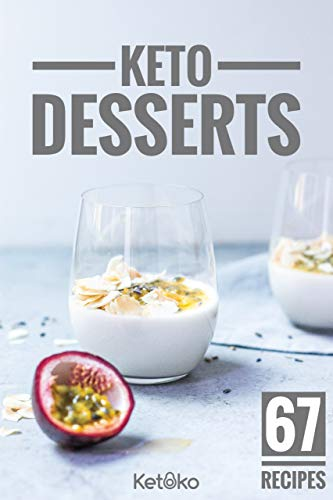 Keto Desserts: 67...