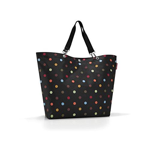 reisenthel shopper XL dots Maße: 68 x 45,5 x 20 cm / Volumen: 35 l
