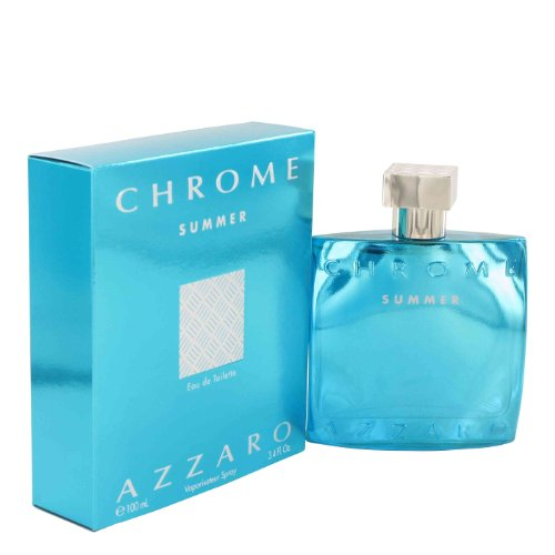 AZZAR0 Chrome Summer Eau de Toilette 100 ml