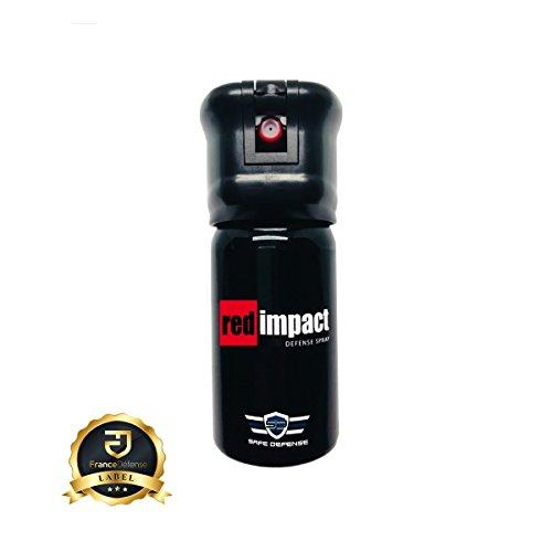SAFE DEFENSE Spray anti-aggressione REDimpact 40 ml GEL