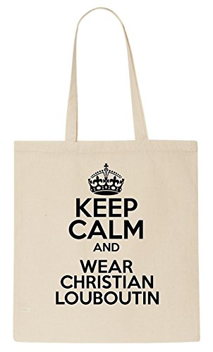 keep-calm-and-wear-christian-louboutin-tote-bag