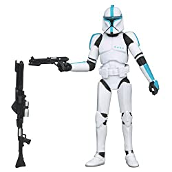 Clone Trooper Lietenant 2012 Star Wars Vintage Collection Action Figure