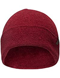 Mountain Warehouse Bonnet Homme Hiver Adulte Chaud Anti Froid Compass