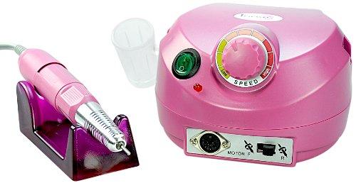 Laron S1105P Kit de manucure et pédicure professionnel Escort Pro Pink DELUXE
