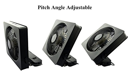 Welltop 6 Zoll Beweglicher Ventilator Bild 5*
