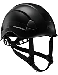 Petzl Helme Vertex Best - Casco de escalada, color negro, talla 53-63