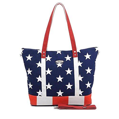 Grande capacitš€ occidentale della bandiera americana della banda della stella