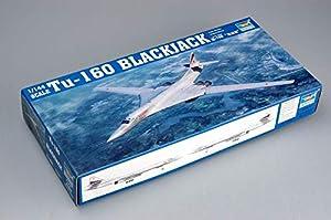 Trumpeter 3906  - Tupolev Tu-160 Blackjack bombarderos