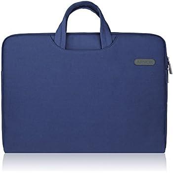 8f1814d8a8 ARVOK 17 17.3 Pouces Housse pour Ordinateur Portable Sacoche Pochette PC  avec Poignée en Toile de