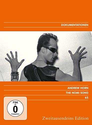 Preisvergleich Produktbild The Nomi Song. Zweitausendeins Edition Dokumentation 65