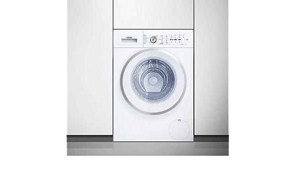 Gaggenau waschmaschine a freistehend wm 260 162 von 60 cm: amazon