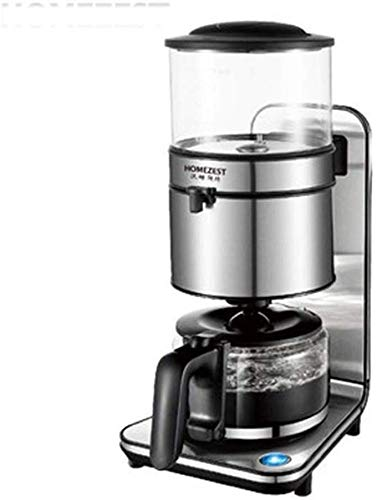 AYHa Edelstahlgehäuse Automatische Filterkaffeemaschine Amerikanische Kaffeemaschine