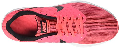 Nike Downshifter 7, Chaussures Multisport Outdoor Femme Rose (Hot Punch/black-white)