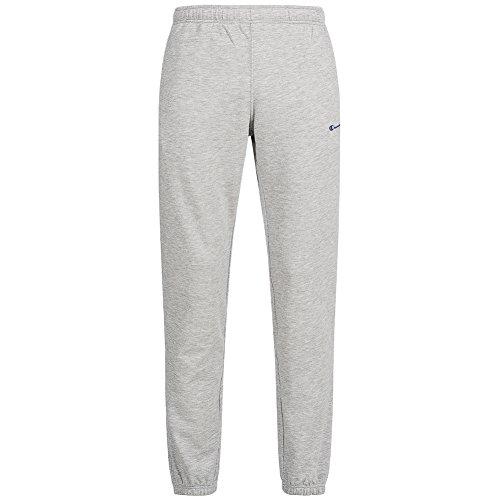 Champion Herren Logo Sweat Pants Trainingshose grau Grau