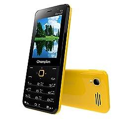 Champion Y3 Dangal Dual SIM (YELLOW)