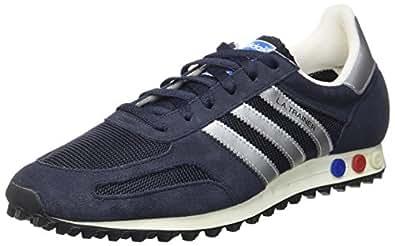 adidas Men's La Trainer Og, Blue (Legend Ink/Matte Silver/Night Navy), 5.5 UK