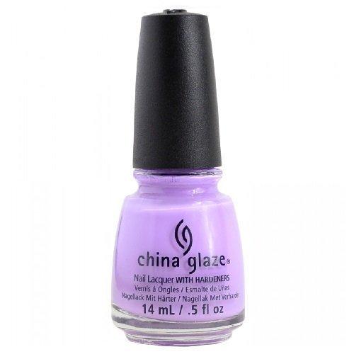 China Glaze Avant Garden Collection, Lotus Begin, Rich Lavender by China Glaze (Garden China Collection)