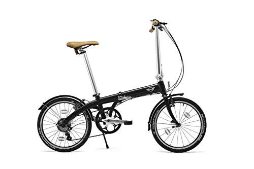 MINI Folding Bike Black - 2