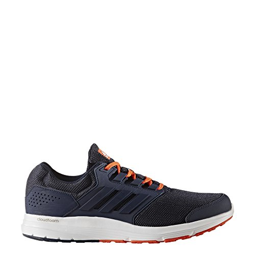 adidas Herren Galaxy 4 Laufschuhe Blau (Trace Blue/collegiate Navy/energy)