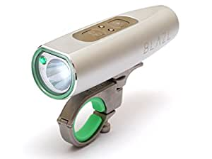 Blaze Laserlight - Eclairage Lazer Blaze - L'éclairage vélo le plus sûr du marché - Argent