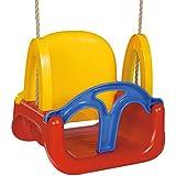 Simba 71700224 - Columpio infantil 3 en 1 (peso máximo: 60 kg)