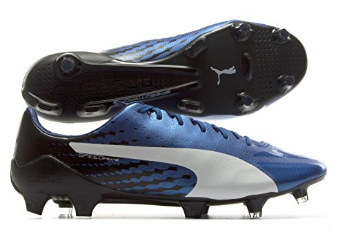 Puma Evospeed 17 Sl S Fg, Chaussures de Football Homme white