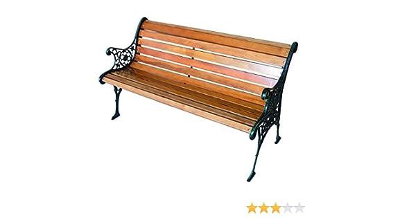 Panchine Da Giardino Legno E Ghisa : Blinky panchina ghisa legno amazon fai da te
