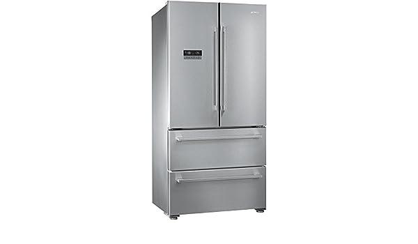 French Door Kühlschrank Siemens : Freistehende kühlschrank french door smeg: amazon.de: küche & haushalt
