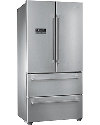 Smeg FQ55FXE Independiente 550L A+ Acero inoxidable
