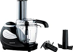 Ovente HA015B 1.5 Cup Pulse Electric Food Processor and Chopper, Black