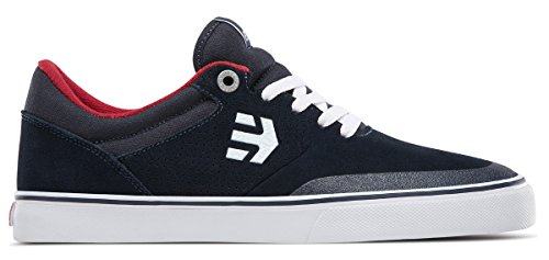 Etnies MARANA VULC Herren Skateboardschuhe Navy/white/red