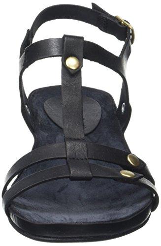 Kickers Damen Takit Pumps Noir (Noir)