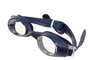 Speedo Adult Rapide Swimming Goggles (Navy)