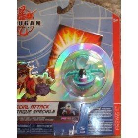 Bakugan Battle Brawlers Special Attack Green Preyas II by Bakugan