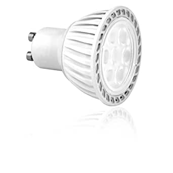 aurora new 4w gu10 led light bulbs warm white 3000k 35w equivalent higher quality than other. Black Bedroom Furniture Sets. Home Design Ideas
