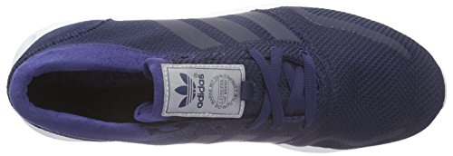 adidas Los Angeles, Baskets Basses Homme Collegiate Navy/Collegiate Navy/Dark Blue
